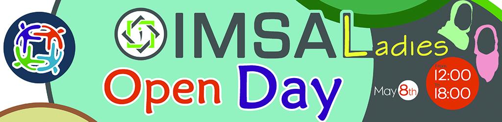 IMSAL Ladies open day